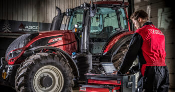 Valtra Connect learns to predict service needs